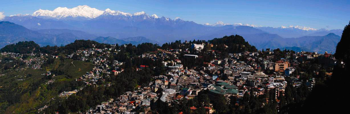 Darjeeling, or Dorji-Ling '<strong>The Place of the Thunderbolt</strong>'